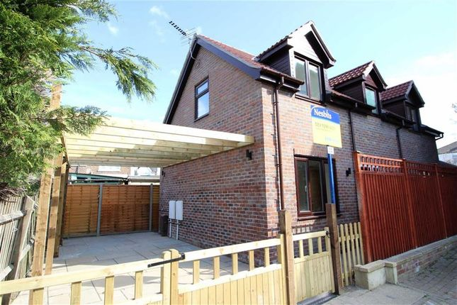 Thumbnail Detached house for sale in Vita Road, North End, Portsmouth