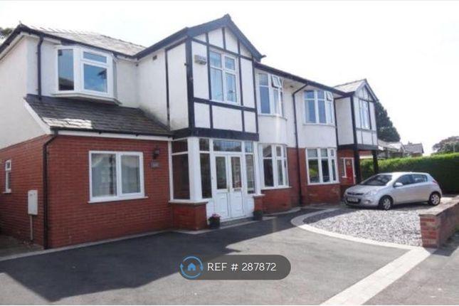 Thumbnail Semi-detached house to rent in Black Bull Lane, Preston