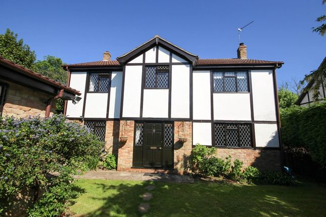 Thumbnail Detached house for sale in Homestead Gardens, Hemsby, Great Yarmouth