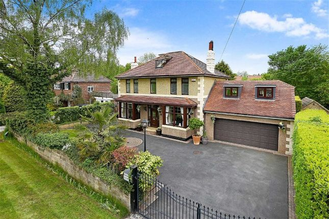 Thumbnail Detached house for sale in Forest Moor Road, Knaresborough, North Yorkshire