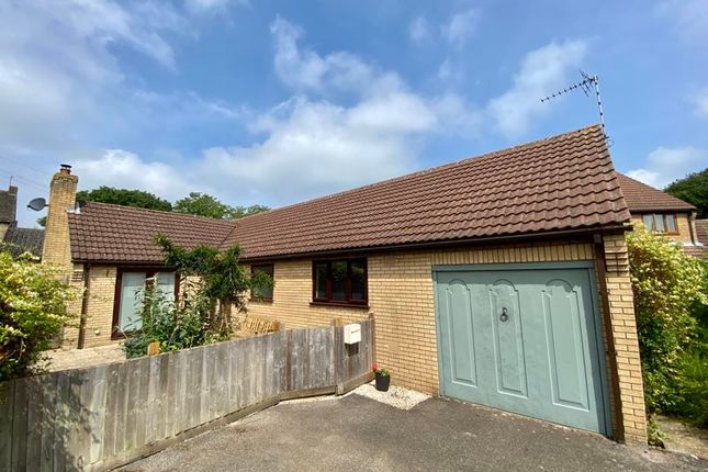 Thumbnail Detached bungalow for sale in Rutland Close, South Witham, Grantham