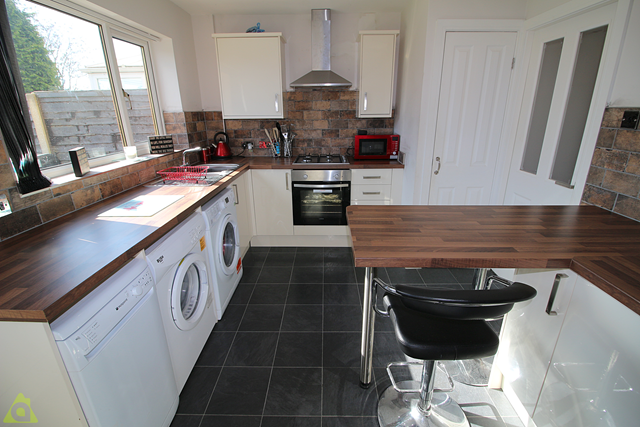 Kitchen / Diner of Collingwood Way, Westhoughton, Bolton BL5