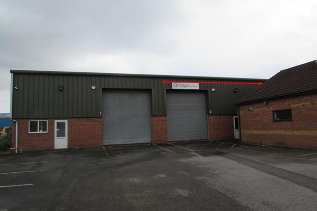Thumbnail Light industrial to let in Unit 2, Jgr House, Exchange Road, Lincoln, Lincolnshire