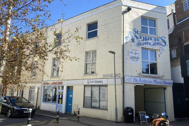 Thumbnail Commercial property for sale in St Andrews Market, Hastings