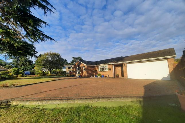 Thumbnail Detached bungalow for sale in The Lawns, Ipswich