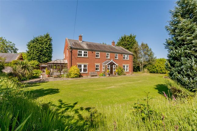 Thumbnail Detached house for sale in Longhirst, Morpeth, Northumberland