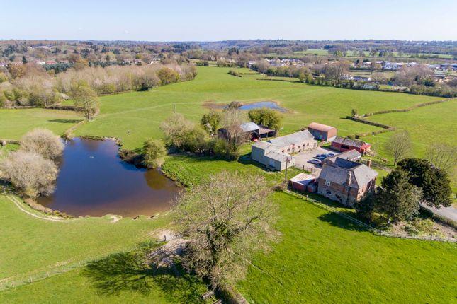 Thumbnail Land for sale in Weston Rhyn, Oswestry