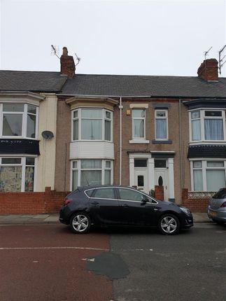 Cornwall Street, Hartlepool TS25