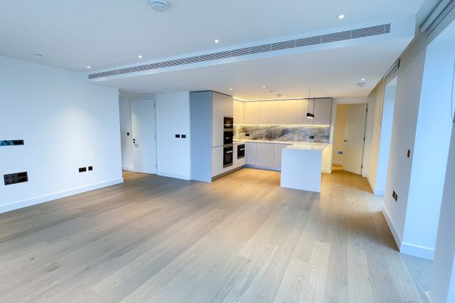 Thumbnail Flat to rent in Belveder Row, White City Living, London