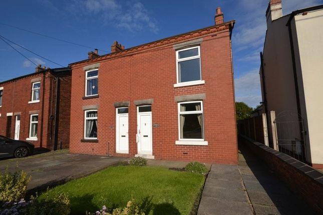 Thumbnail Semi-detached house for sale in Wood Lane, Heskin, Chorley