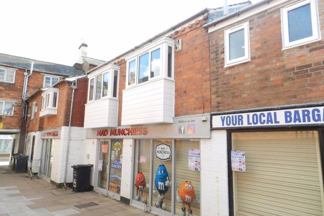 Thumbnail Flat to rent in High Street, Daventry