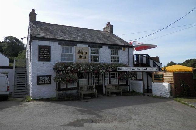 Thumbnail Pub/bar for sale in The Ship Inn, 1, Polmear Hill, Par