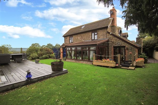 Thumbnail Detached house for sale in St. Weonards, Hereford, Herefordshire