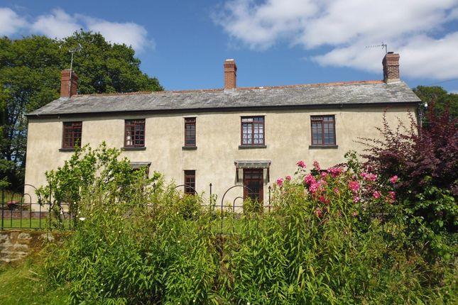 Detached house to rent in Exbourne, Okehampton