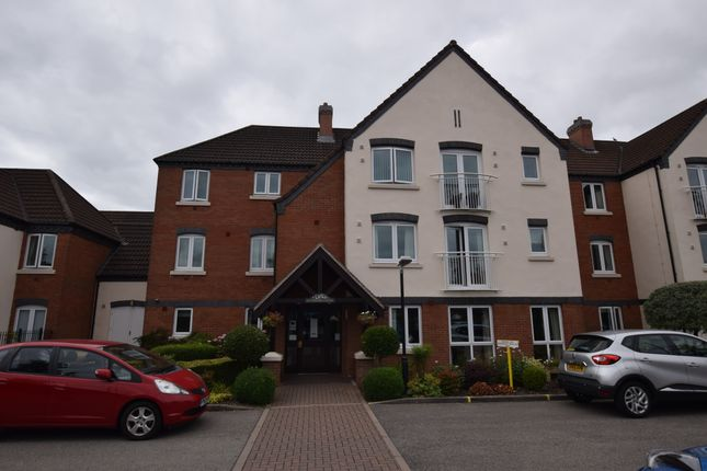 Thumbnail Flat for sale in Flat 45, Hunters Court, Sutton Coldfield, West Midlands