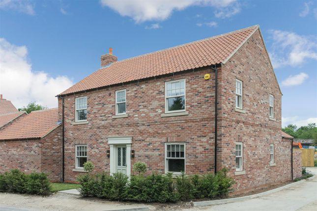 Thumbnail Detached house for sale in Plot 8, Woldgate Pastures, Kilham