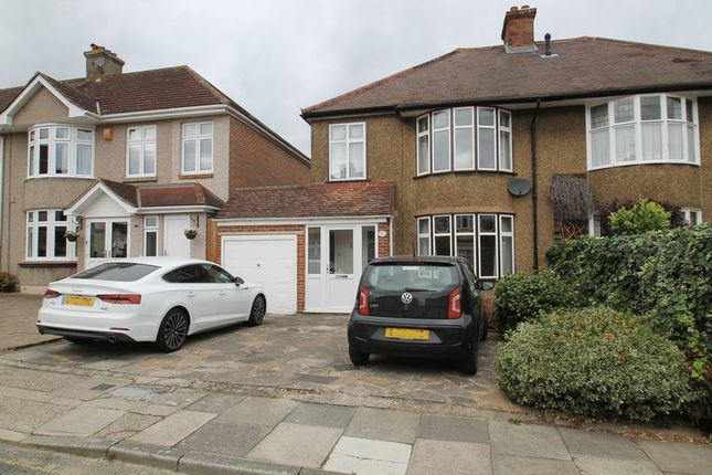 Thumbnail Semi-detached house to rent in Maxwell Road, Welling