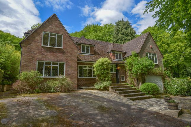 Thumbnail Detached house for sale in Firs Walk, Tewin Wood