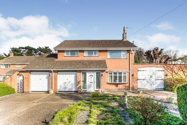 Detached house for sale in Speight Close, Winthorpe, Newark