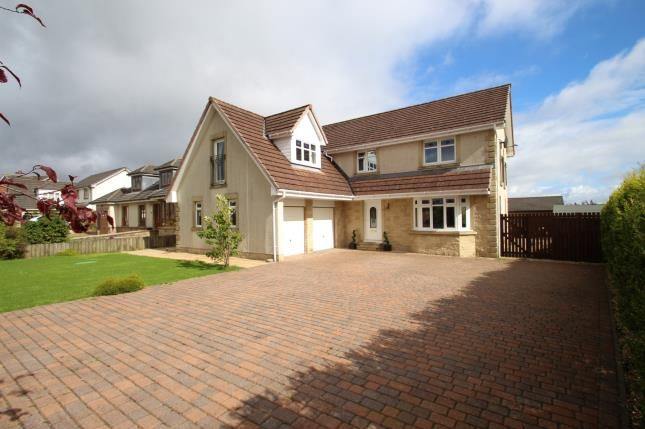 Thumbnail Detached house for sale in Marshall Drive, California, Falkirk, Stirlingshire