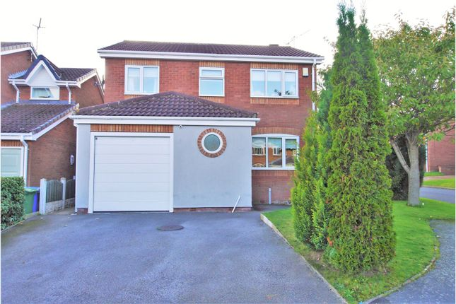 Thumbnail Detached house for sale in Fairfield Drive, Ashgate, Chesterfield