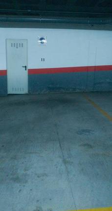 Garage Parking + Store Room
