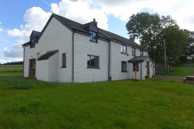 Thumbnail Detached house for sale in Spittal, Haverfordwest