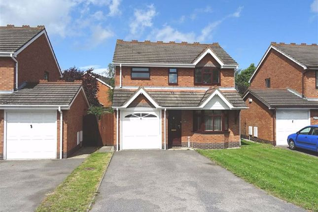 Thumbnail Detached house for sale in 8, Barley Meadows, Llanymynech, Powys