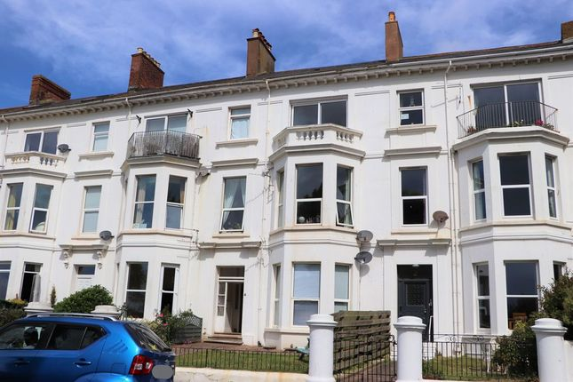 Flat for sale in Alexandra Terrace, Exmouth