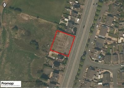 Thumbnail Land for sale in 224-230, Stone Road, Hanford, Stoke-On-Trent