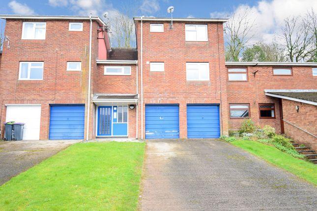 Thumbnail Flat for sale in Bryn Milwr, Hollybush, Cwmbran