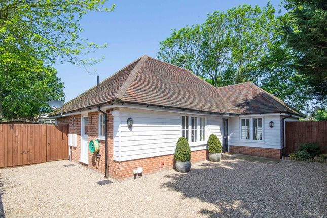 Thumbnail Detached bungalow for sale in High Trees, Back Lane, Stock, Ingatestone