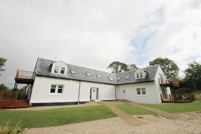 Thumbnail Detached house for sale in East Muirshiel Farm, Dunlop KA34Ej
