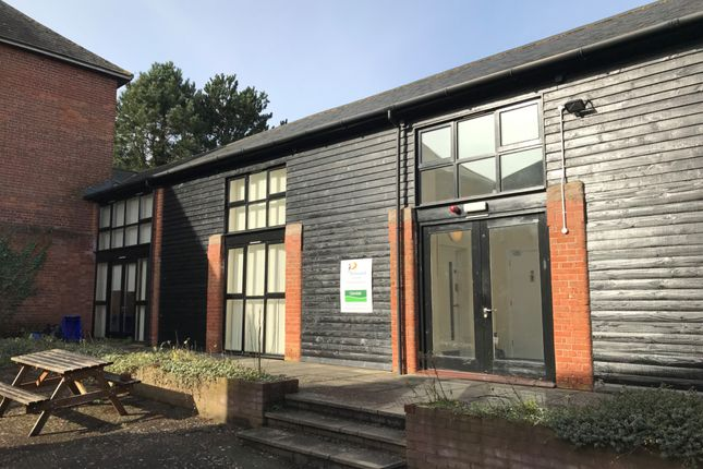 Thumbnail Office to let in Sidmouth Road, Exeter