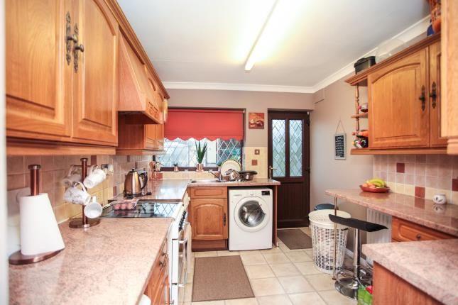 Kitchen of Grange Road, Longford, Coventry, West Midlands CV6