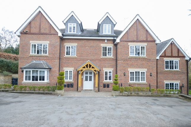 Thumbnail Flat for sale in The Cedars, Somersall Lane, Chesterfield