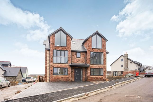 Thumbnail Detached house for sale in Plot 15 Abergarw Farm, Brynmenyn, Bridgend