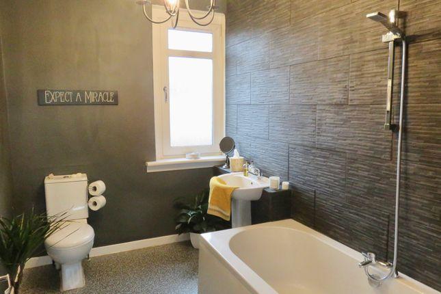 Bathroom of Bush Crescent, Wishaw ML2