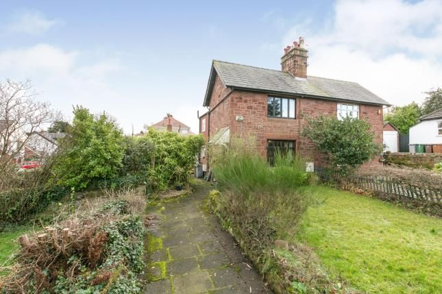 Thumbnail Semi-detached house for sale in Black Horse Hill, West Kirby, Wirral, Merseyside