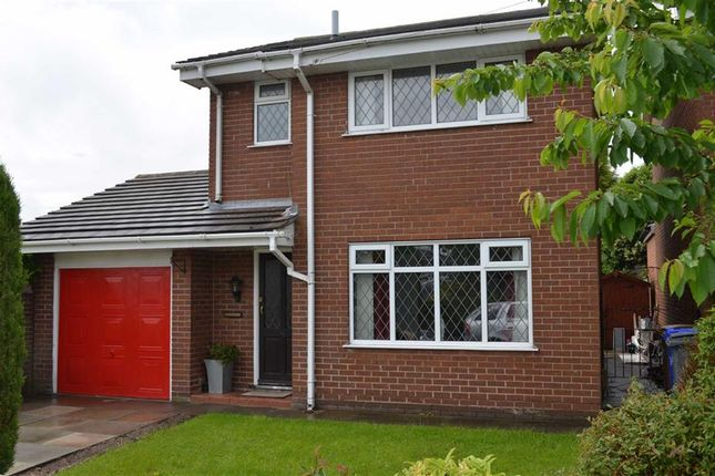 3 bedroom detached house for sale in Neptune Grove, Birches Head, Stoke-On-Trent