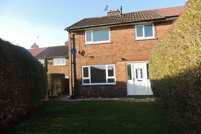 Thumbnail End terrace house to rent in Greenway, Romiley, Stockport