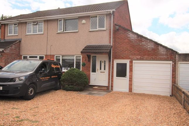 Thumbnail Property to rent in Wincroft, Oldland Common, Bristol