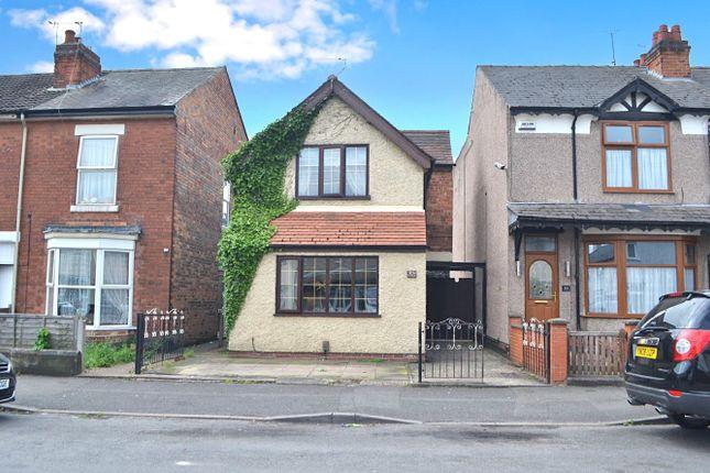 Thumbnail Detached house for sale in Baker Street, Alvaston, Derby