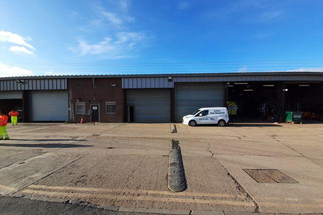 Thumbnail Industrial to let in Unit 2 Wade Road Depot, Wade Road, Basingstoke