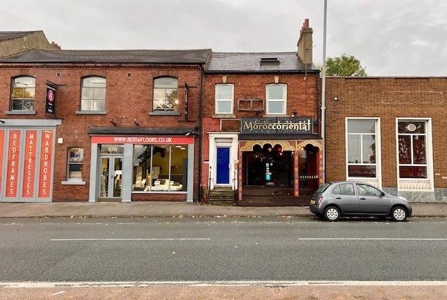 Thumbnail Flat to rent in Burley Road, Leeds