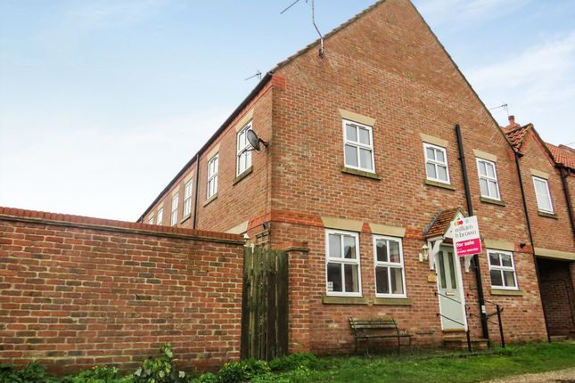 Thumbnail End terrace house for sale in Marin Court, Beverley