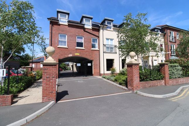 Thumbnail Property for sale in Swan Meadow, Monmouth Road, Abergavenny