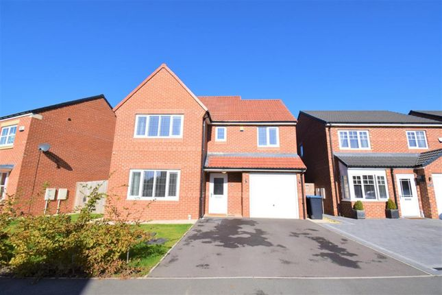 Thumbnail Detached house for sale in Jocelyn Way, Middlesbrough