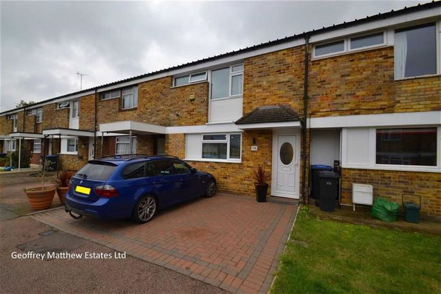 Thumbnail Terraced house for sale in Upper Mealines, Harlow, Essex