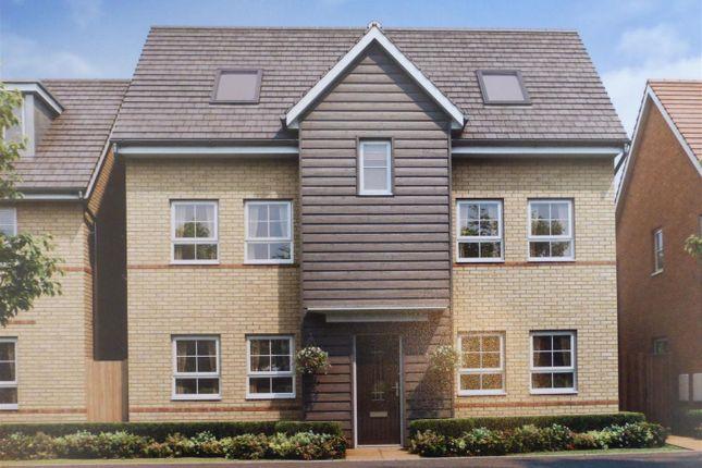 Thumbnail Detached house to rent in The Ridge, London Road, Hampton Vale, Peterborough